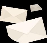 Neue Infos bequem per E-Mail.