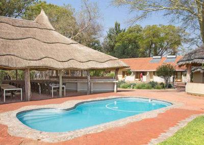 Pool zum relaxen