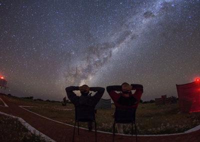 Unglaublicher Sternenhimmel