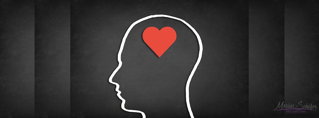 Herz Kopf Falle