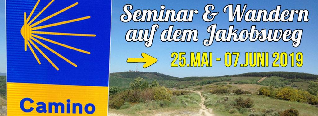 Jakobsweg Seminar 2019