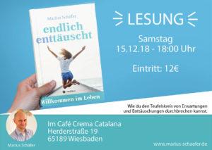 Lesung Wiesbaden