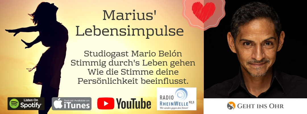 Marius Lebensimpulse - Mario Belon
