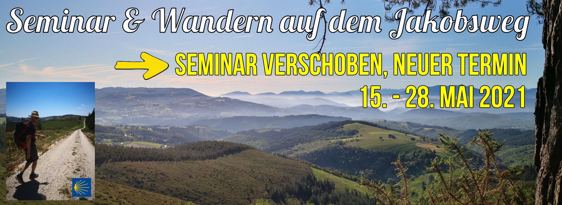 Jakobsweg Seminar 2021