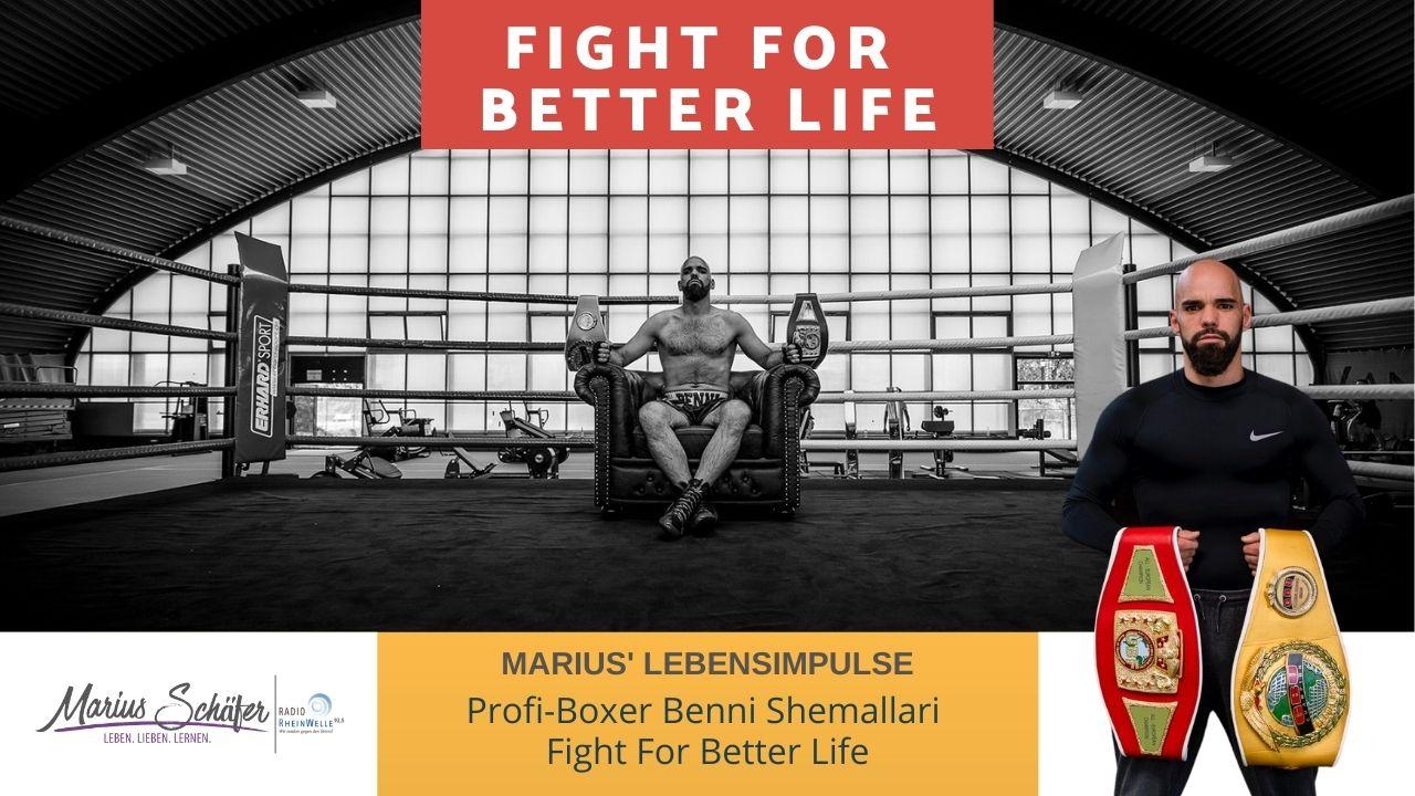 Benni Shemallari - Profi-Boxer