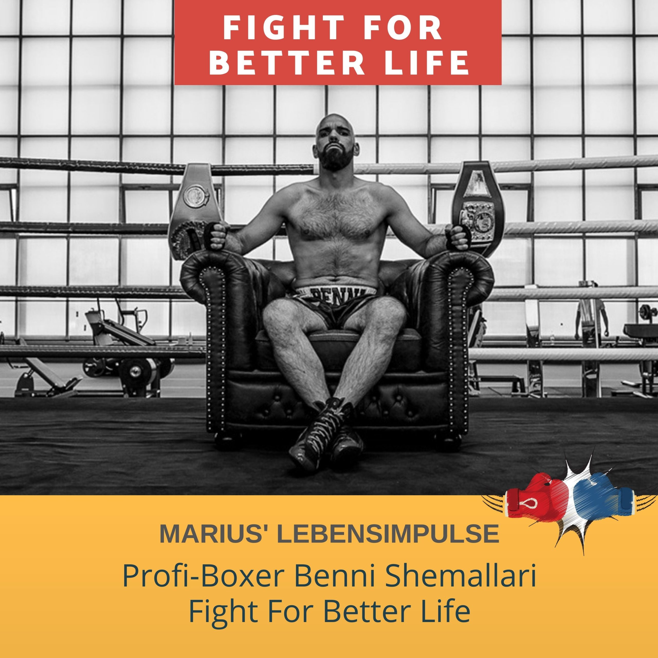 Benni Shemallari - Fight For Better Life