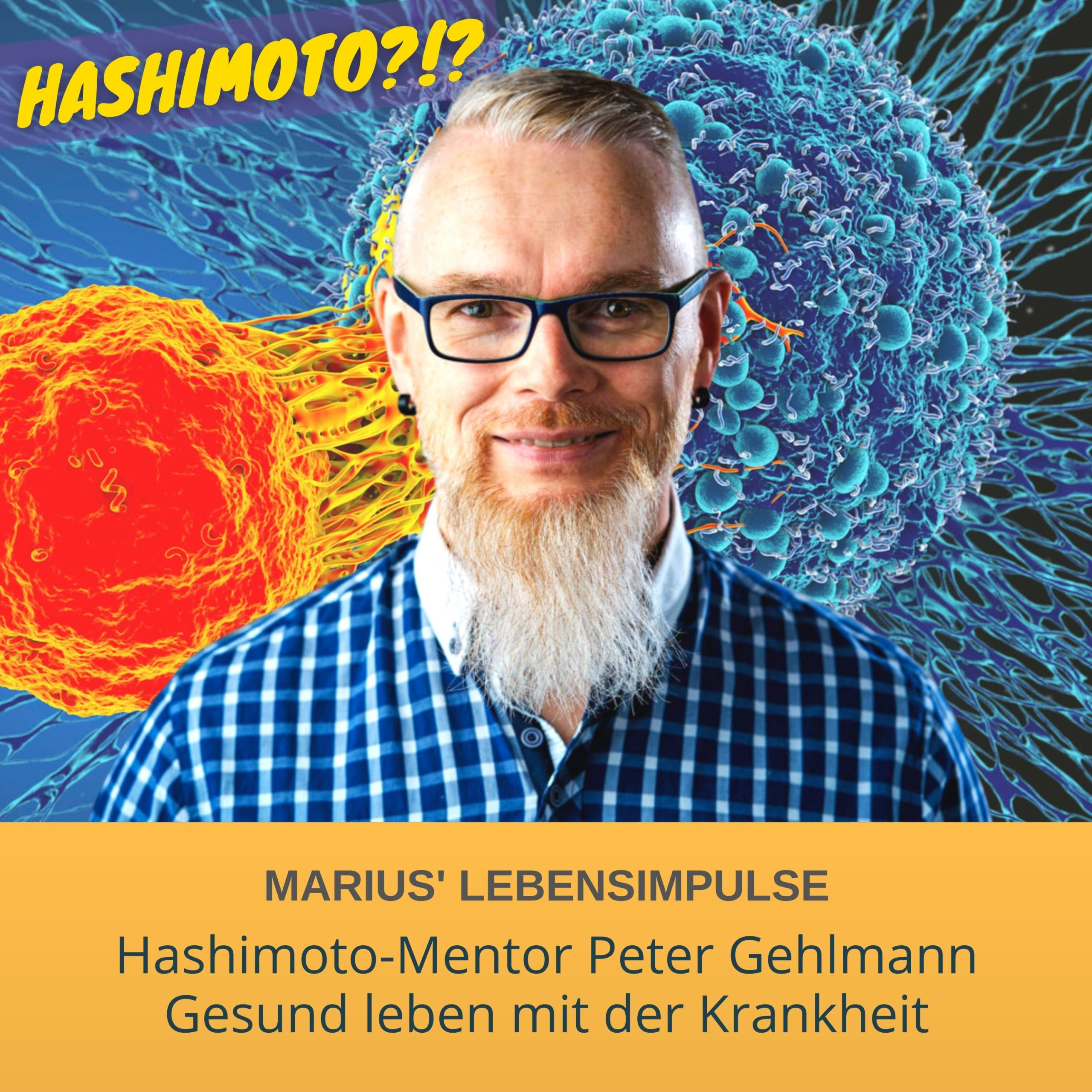 Hashimoto-Mentor Peter Gehlmann